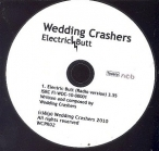 Wedding Crashers - Electric Butt PROMO CDS (VG+/-) -power pop-