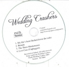 Wedding Crashers - My Life's Been Flushed Down The Toilet PROMO CDS (VG+/-) -power pop-