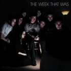 Week That Was - Week That Was PROMO CD (VG+/VG) -alt rock-