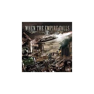 When The Empire Falls - When The Empire Falls CDS (M-/M-)  -heavy/power metal-