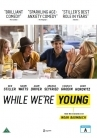 While We're Young DVD (VG+/M-) -komedia/draama-