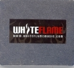 White Flame - Tall Thin In CDS (M-/M-) -hard rock-