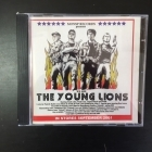 Young Lions - We Are The Young Lions CDEP (M-/VG+) -garage punk-
